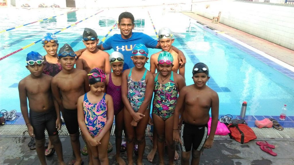Junior Swimming Academy